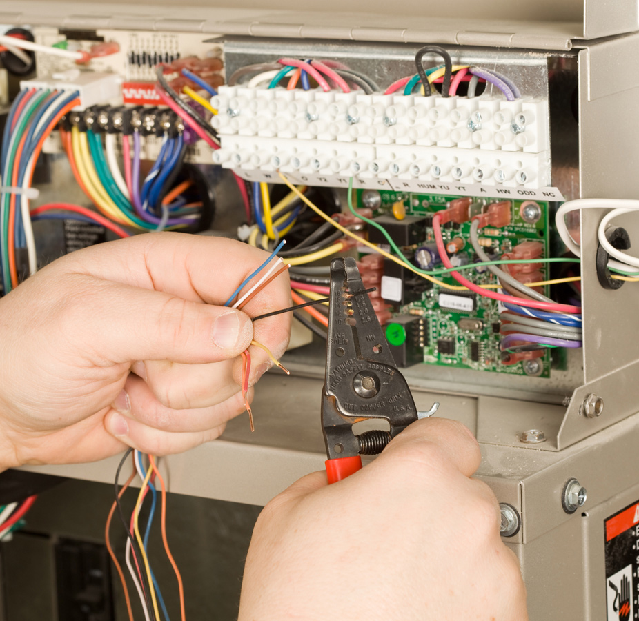 Furnace repair in Hamilton